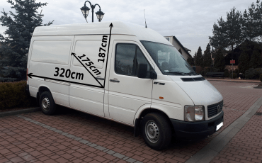 Wolksvagen LT 129 zł Promocja* limit 200 km/dobę