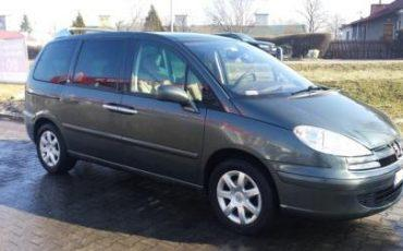 Peugeot 807 7 osobowy