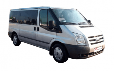 Ford Tourneo Long 9 osobowy / hak 2 tony