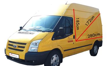 Ford Transit Promocja* limit 200 km/ dobę