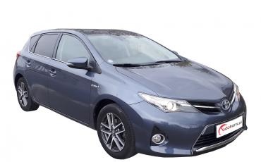 Toyota Auris hybryda, automat