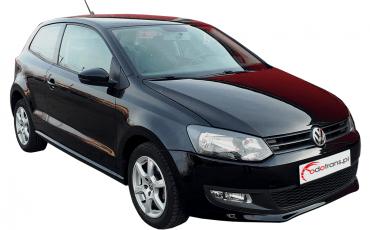 Volkswagen Polo 1,4 benzyna + gaz limit 300 km