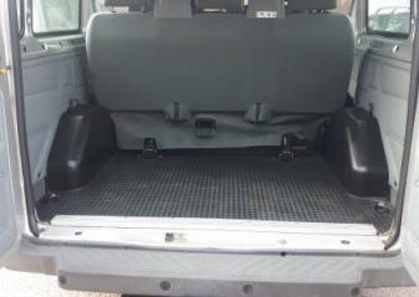 Ford Tourneo Long 9 osobowy hak 2 tony