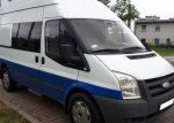 Ford Transit 280 CM DŁUGOŚĆ