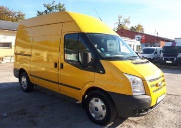 Ford Transit 280 cm żółty
